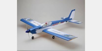 Picture of Kyosho 11238BL CALMATO Alpha 60 Sports EP/GP BLUE