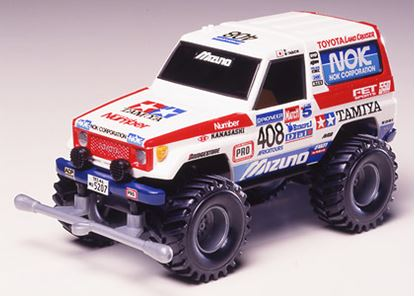 Picture of Tamiya 19013 JR Toyota Land Cruiser '90 Dkr - CD113