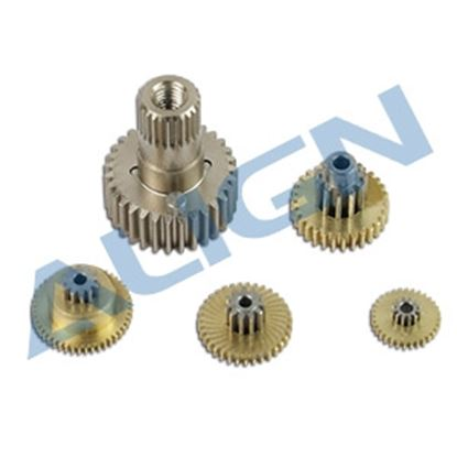 Picture of HSP53002 DS530 Servo Gear Set