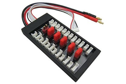 Picture of GOGI Parallel Charge Board  30amp Deans -XH