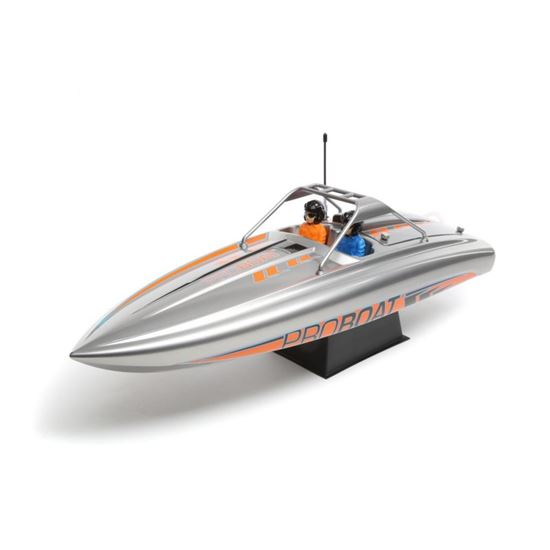 Proboat PRB08025 River Jet Boat 23-inch: RTR. Hobby Hangar