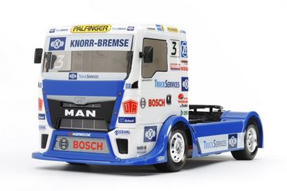 Picture of Tamiya 58632 Team Hahn Racing Truck MAN TGS - TT-01 Type E