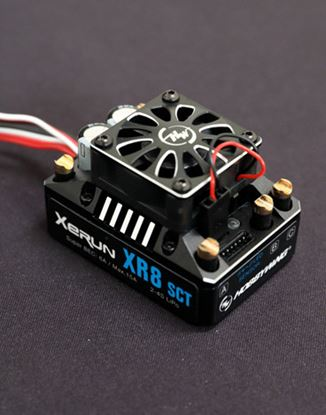 Picture of Hobbywing 30113301 XR8 SCT PRO ESC (2S-4S)- 1/10 short course tr