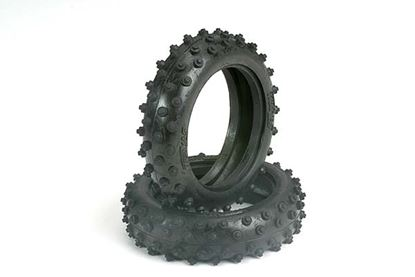 "Picture of Traxxas 1771 - Tires, 2.1"" spiked (front) (2)"