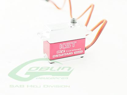 Picture of KST DS525MG HE008 - Full Size Tail Servo