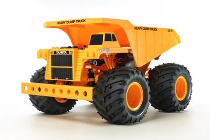 Picture of Tamiya 57890 RC RTR Heavy Dump Truck - GF-01