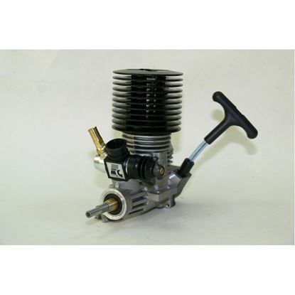 Picture of FORCE .21 w/Pull Start 13mm Crank & Composite Carb w/Black Head