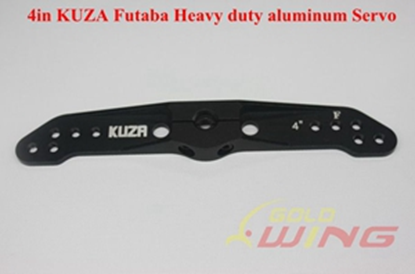 Picture of KUZA KAG0D73F Futaba/Savox Dual HD Servo Horn (100mm/4in)