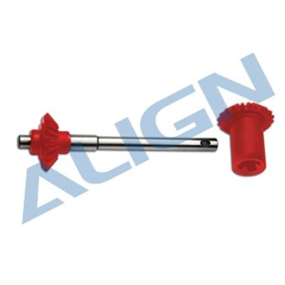Picture of H60G003AXW Torque Tube Rear Drive Gear Set