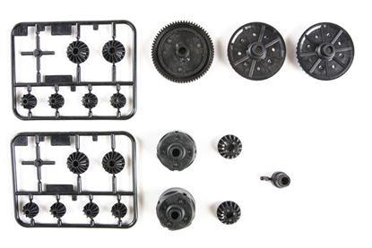Picture of Tamiya 51531 RC TT02 G Parts - Gear