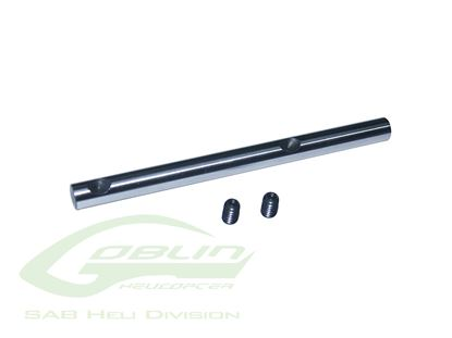Picture of SAB H0419-S - 3 Blades Steel Tail Shaft - Urukay/630/700/770