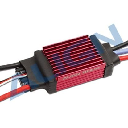 Picture of HES50X01 RCE-BL50X Brushless ESC