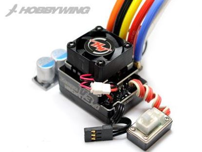 Picture of Hobbywing 30112502 XERUN-WP-120A-V3.1 Car ESC