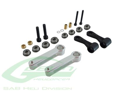 Picture of SAB H0132-S - Radius Arm Set - HPS 630/700/Goblin 770