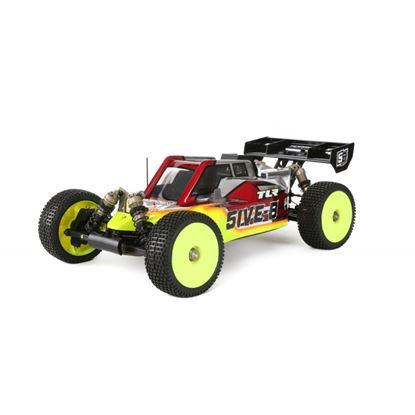 Picture of TLR TLR05001 5IVE-B Race Kit: 1/5 4WD Buggy