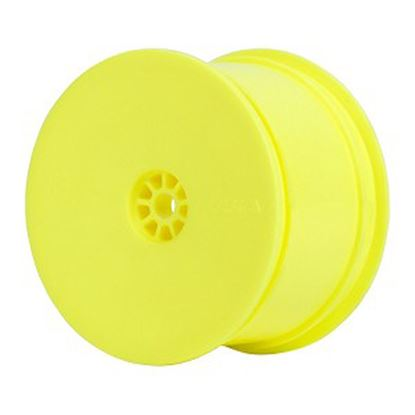 Picture of AKA 23101Y HEXLITE 1:10 BUGGY REAR RIM YELLOW