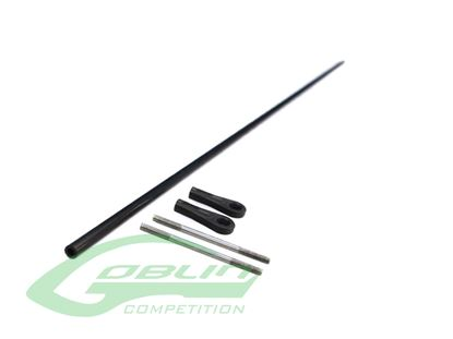 Picture of SAB HC465-S - Tail Push Rod 4 x 2,5 x 473mm - Goblin 420 Sport