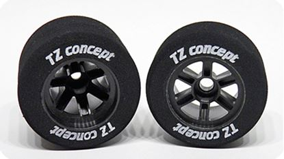 Picture of TZ Concept TZ1102 Front Foam Tire (35) F103 1pr