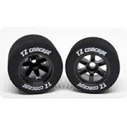 Picture of TZ Concept TZ2101 Rear Foam Tire (25) F103 1pr