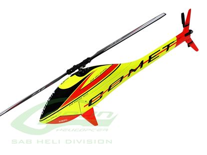 Picture of SAB SG283 Goblin Mini Comet Super Combo Yellow