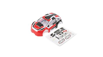 Picture of LOSI LOS210006 1/14 Body Set, Painted: Mini Rally