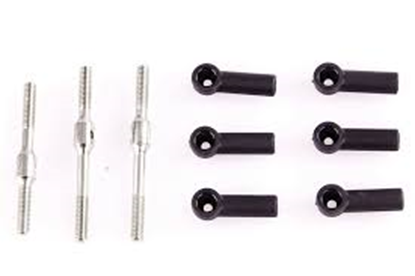 Picture of LC Racing L6019 Turnbuckle Set For EMB-1 EMB-SC EMB-WRC EMB-MT E
