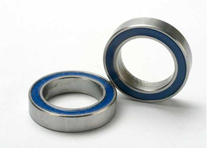 Picture of Traxxas 5120 - Ball bearings, blue rubber sealed (12x18x4mm) (2)