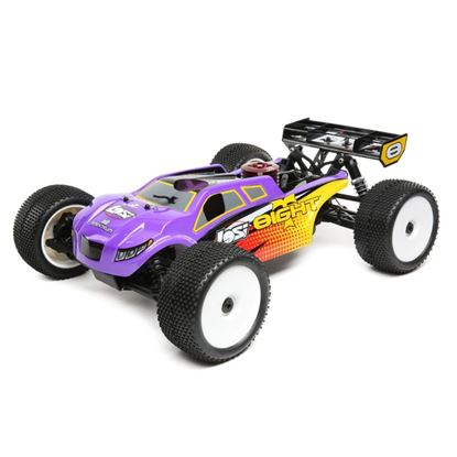 Picture of TLR LOS04011 8IGHT-T Nitro RTR: 1/8 4WD Truggy