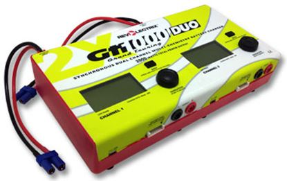 Picture of Revolectrix LCGT1000DUO-EC5-MC GT1000DUO, 2000W Charger