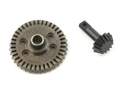 Picture of Traxxas 5379X Ring gear, differential/ pinion gear, differential
