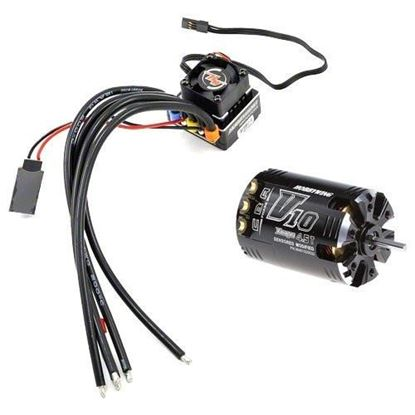 Picture of Hobbywing 38020210 XERUN BL COMBO-120A-V3.1 +V10-17.5T Motor