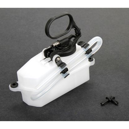 Picture of LOSI TLR241019 Fuel Tank: 8IGHT 4.0
