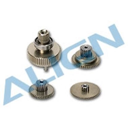Picture of HSP65502 DS655 Servo Gear Set