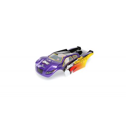 Picture of LOSI LOS240008 Body, Painted, Nitro: 8IGHT-T RTR