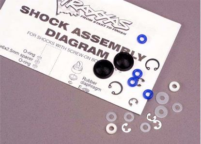 Picture of Traxxas 2362 Shock rebuild kit