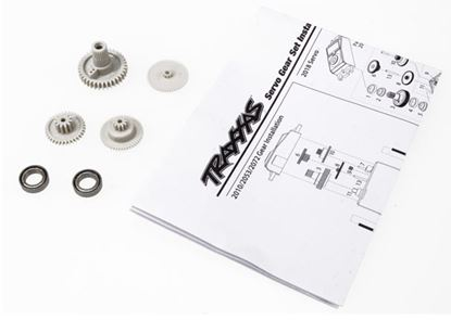Picture of 2072 - Gears set (for 2070, 2075 servos)