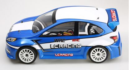 Picture of LC RACING 1/14 EP Micro Rally Car RTR (Painted)