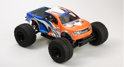Picture of LC RACING 1/14 RC 4WD Monster Truck RTR (Painted) LiPo