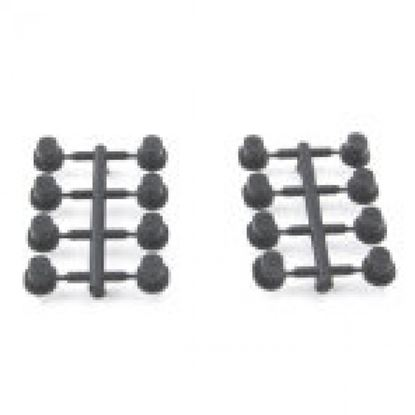 Picture of LOSI LOSA1756 Adjustable Hinge Pin Brace Inserts: 8B/8T