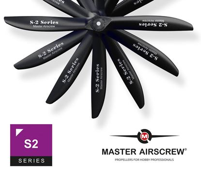 Picture of Master Airscrew 13-S1060 10x6 S2 Series Propeller