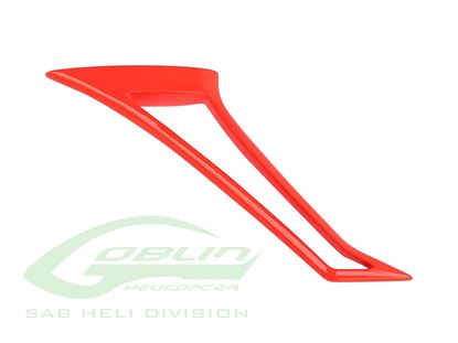 Picture of SAB H0823-S - Composite Tail Fin Red Urukay