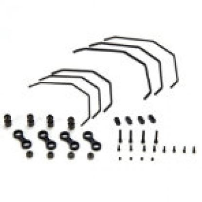Picture of LOSI LOSA1750 Sway Bar Set: 8B,8T