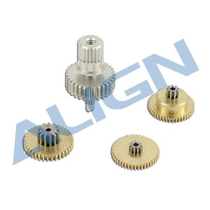 Picture of HSP45002 DS450 Servo Gear Set