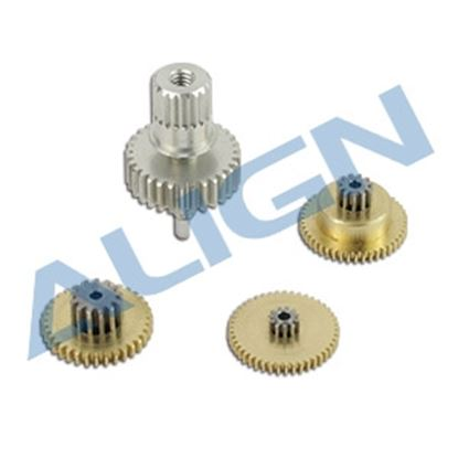 Picture of HSP45502 DS455 Servo Gear Set