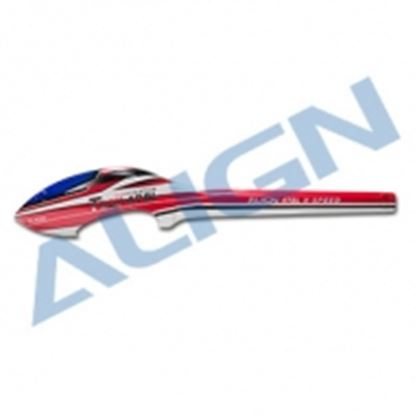 Picture of HF4701 470L Speed Fuselage - Red