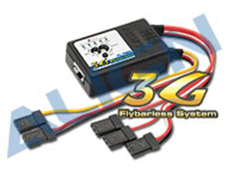 Picture for category 3G Flybarless System