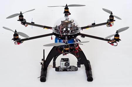 Picture for category All Multi & Quad copters Kits