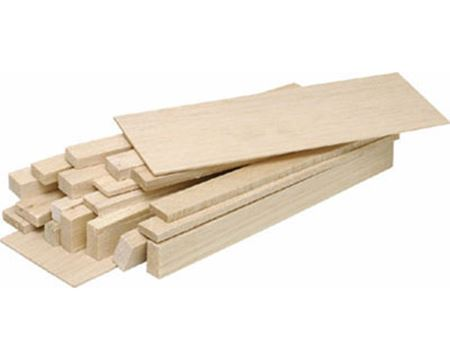 Picture for category Balsa Wood