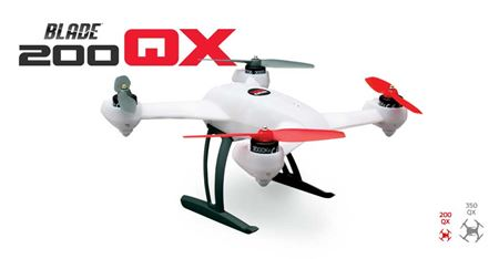 Picture for category E-Flite Blade 200 QX Parts