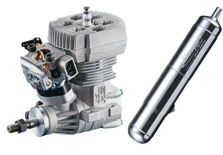 Picture for category Glow Heli / IC Engines